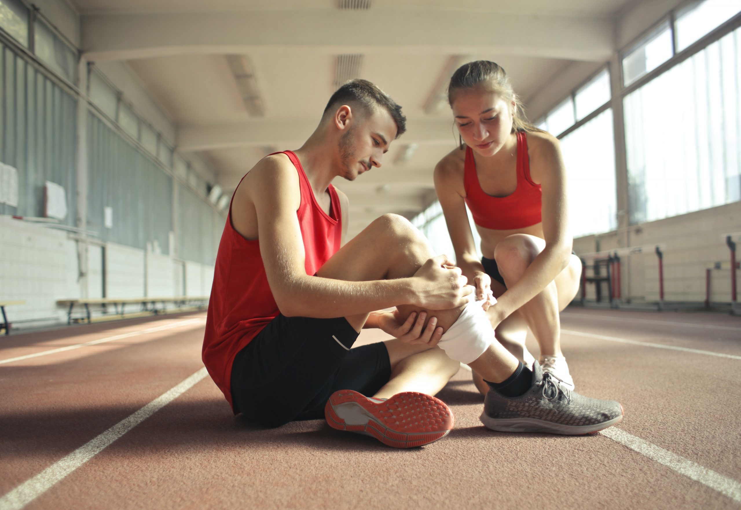 How To Tell The Difference Between Soreness And An Injury